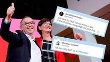 Norbert Walter-Borjans und Saskia Esken sollen das neue Führungsduo der SPD bilden.