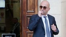 Der maltesische Unternehmer Yorgen Fenech