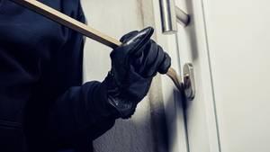Das Opfer wollte sich vermutlich vor Einbrechern schützen (Symbolbild)