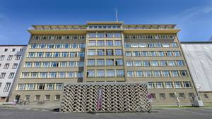 DasStasimuseum im Berliner Stadtteil Lichtenberg (Archivbild)