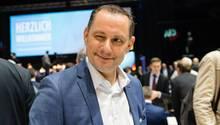 Tino Chrupalla wurde zum AfD-Bundesvorsitzenden gewählt