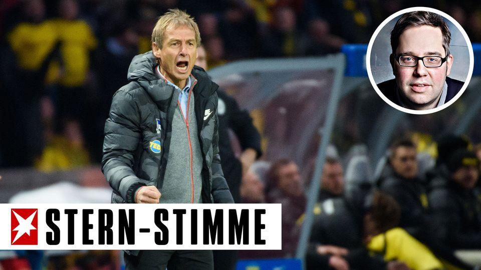 Hertha-Trainer Jürgen Klinsmann