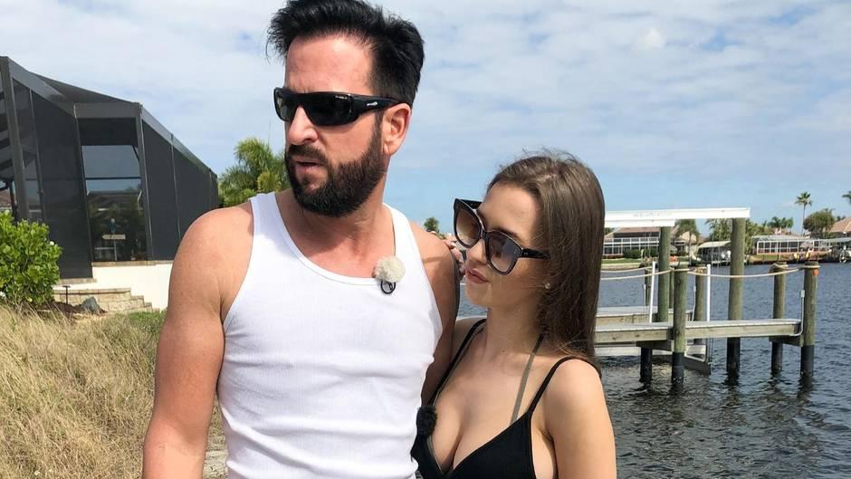 Michael Wendler und seine Laura