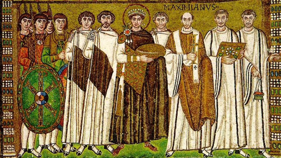 Kaiser Justinian
