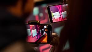 Apps zum Erstellen von Filmen und Bildercollagen stehen dieses Jahr im App Store besonders hoch im Kurs.