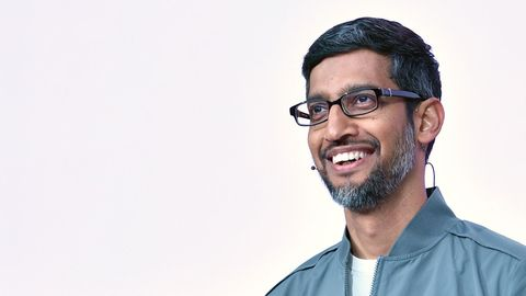Sundar Pichai kam 2004 zu Google