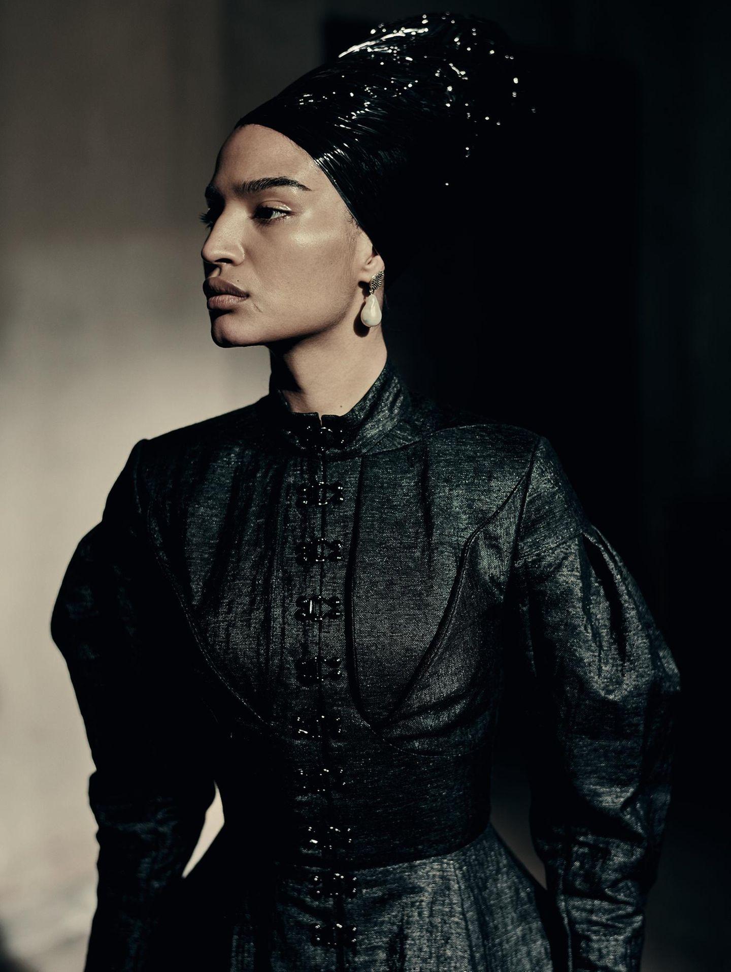 Nackt  Indya Moore 'Pose' star