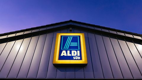Umstrukturierung bei Aldi Süd