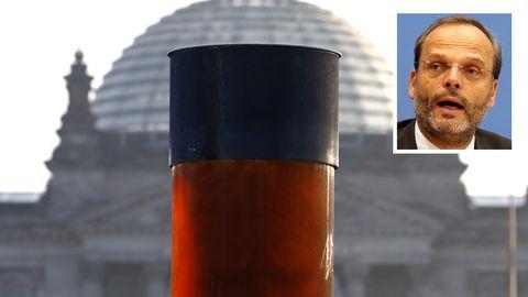 Reichstag und Antisemitismus-Beauftragter der Bundesregierung
