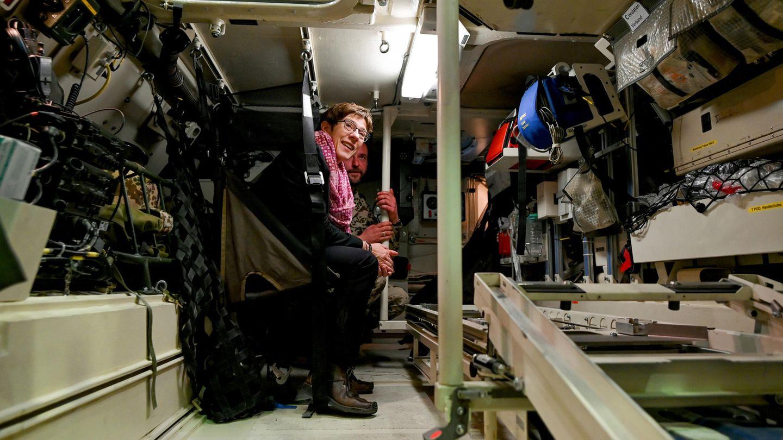AKK in Transportpanzer