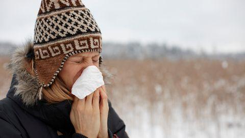 Winterzeit ist Erkältungszeit