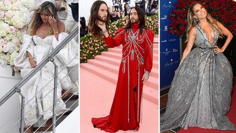 Heidi Klum, Jared Leto und Silvie Meis mit ihren besten Red-Carpet-Looks