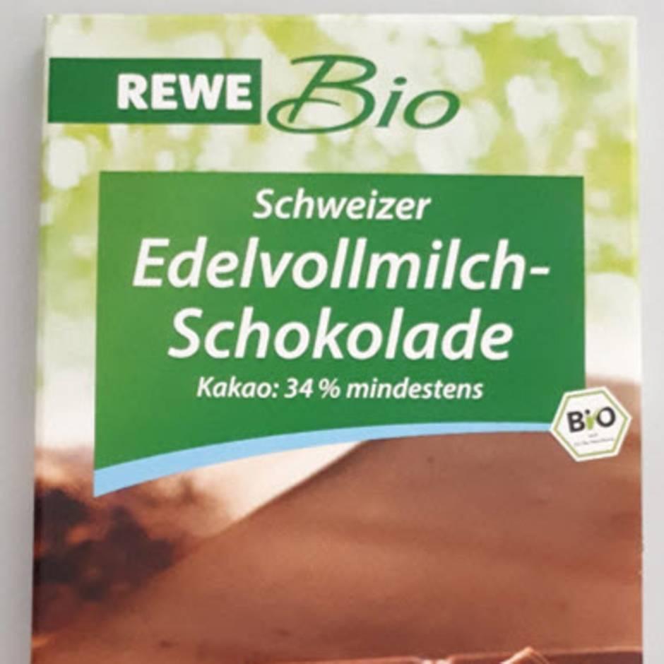 Rückrufe und Produktwarnungen: Gefahr für Mandel-Allergiker: Schweizer Firma ruft bei Rewe verkaufte Schokolade zurück
