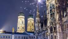 München an Silvester