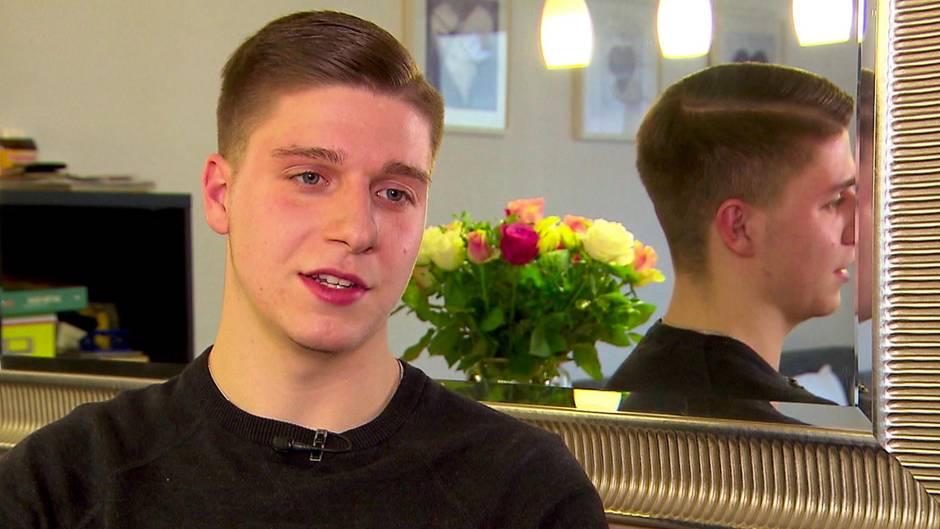 Nic Lewandrowski wurde im Alter von 13 Jahren von zwei Schulsanitäterinnen wiederbelebt