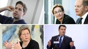 SPD-Parteitag: Zurück an die Spitze – mit dieser Spitze? Ein Überblick