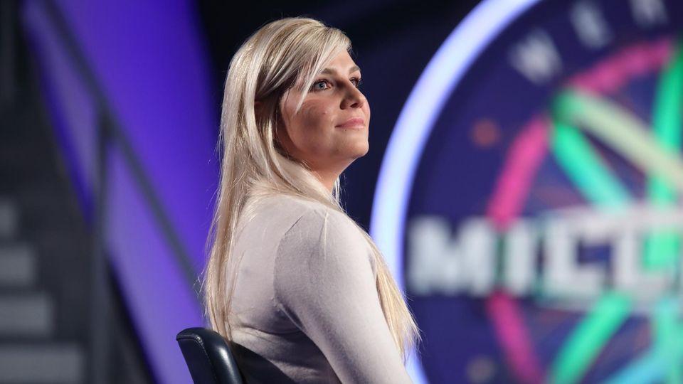 """Lena Kotucha als Kandidatin bei """"Wer wird Millionär?"""""""