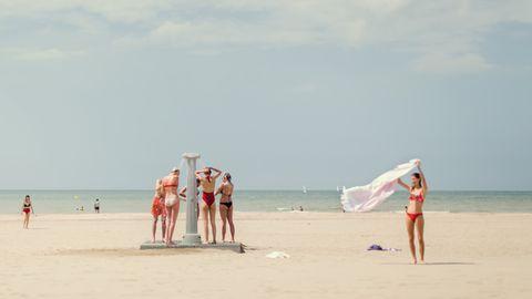 Fotos von Nicole Strasser: Tristesse und Meer: So schön ist die Normandie – wenn die Touristen weg sind