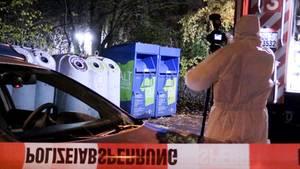 Frauenleiche in Wald in Duisburg gefunden