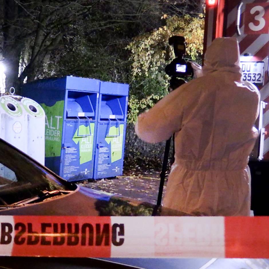 Vermisste 26-Jährige entdeckt?: Ermittler finden Frauenleiche in Duisburger Wald – Ehemann festgenommen
