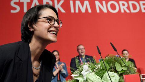 Serpil Midyatli, SPD-Landeschefin aus Schleswig-Holstein