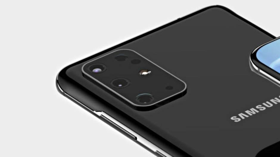Sieht so die Kamera des Samsung Galaxy S11 aus?