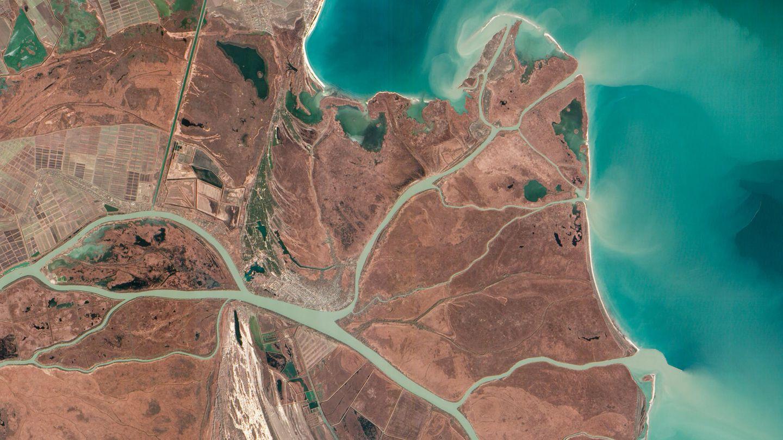 Das Donaudelta könntezu einem Lieferanten natürlicher Energie.