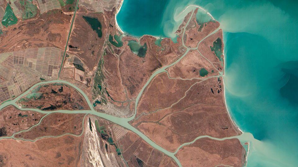Das Donaudelta könntezu einem Lieferanten natürlicher Energie werden.