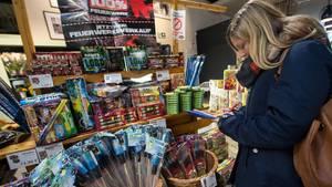 Immer mehr Einzelhändler verzichten auf den Feuerwerksverkauf