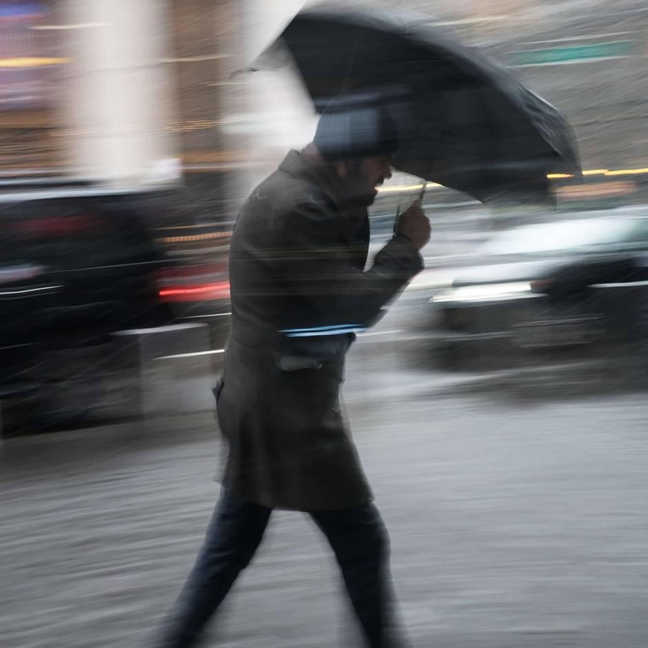 Deutschland: Der zweiter Advent kann stürmisch werden