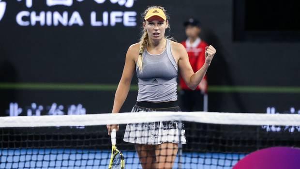 Caroline Wozniacki Sport kompakt