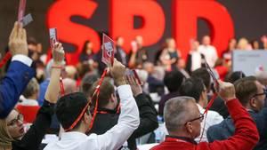 SPD-Delegierte