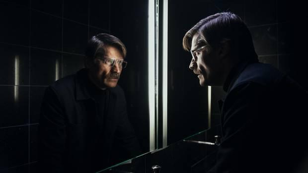 "Nikolaj Coster-Waldau im Film ""Suicide Tourist"""