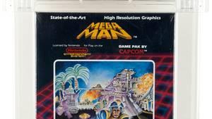 Mega-Man Auktion