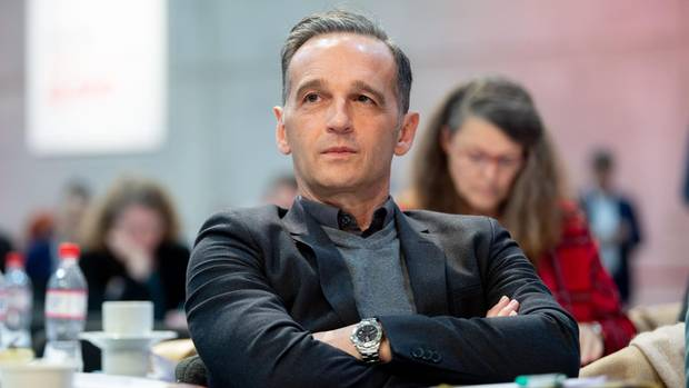 Heiko Maas im ersten Anlauf nicht in SPD-Vorstand gewählt