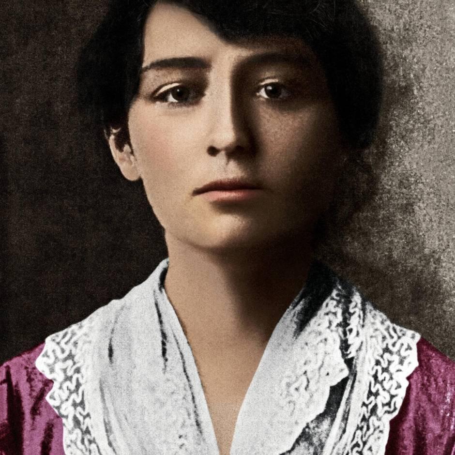Kurz-Porträt: Camille Claudel: Bildhauerin, Malerin und Geliebte von Rodin