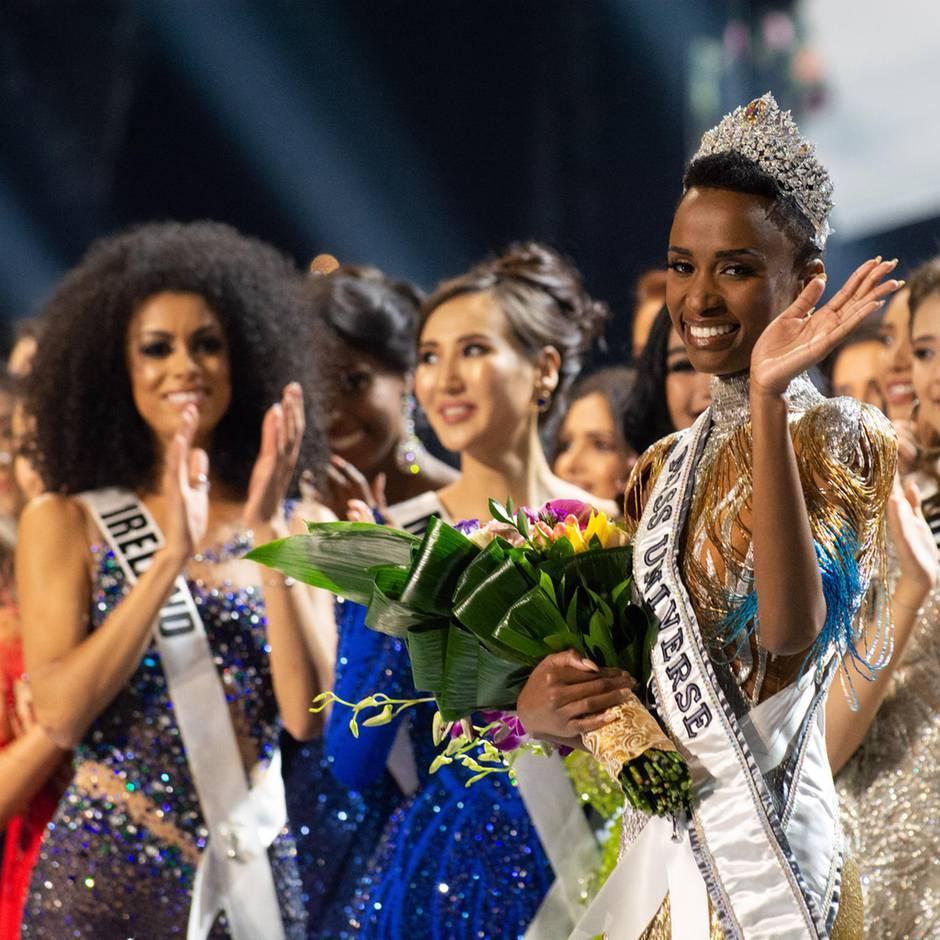 """News von heute: Südafrikanerin zur neuen """"Miss Universe"""" gekürt"""