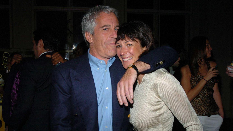 Jeffrey Epstein und Ghislaine Maxwell