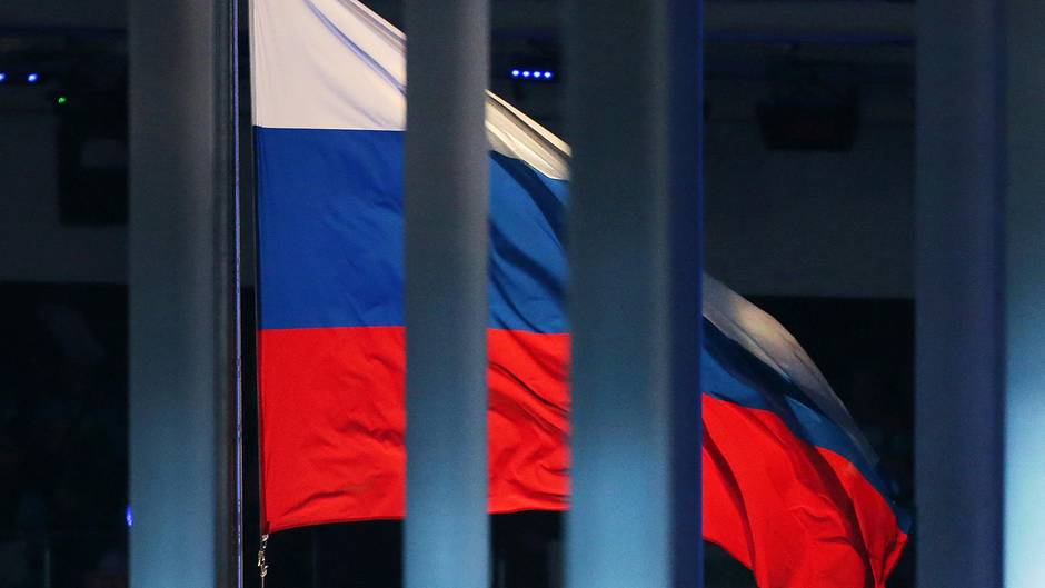 Russland steht seit Jahren wegen des Staatsdopings am Pranger