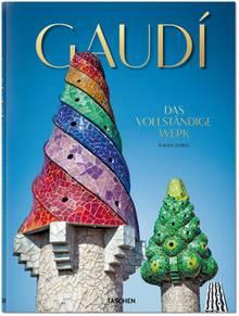 """""""Gaudí – Das vollständige Werk"""" von Rainer Zerbst, Taschen Verlag, 300 Seiten, 40 Euro. Hier bestellbar."""