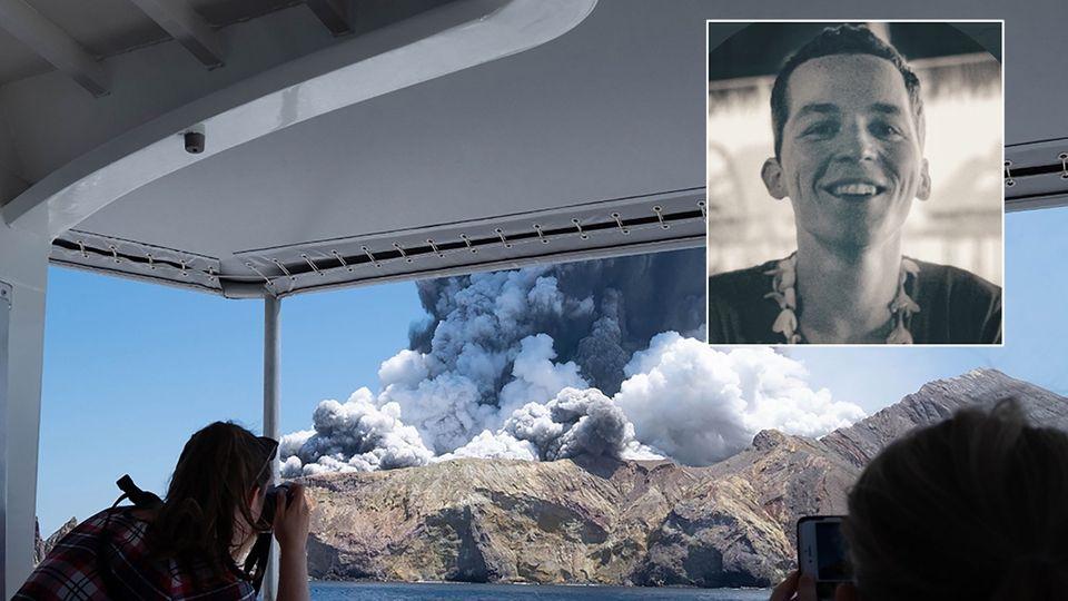 Katastrophe in Neuseeland: Opfer von Vulkanausbruch erwacht aus Koma – und erfährt, dass Mann und Kind tot sind
