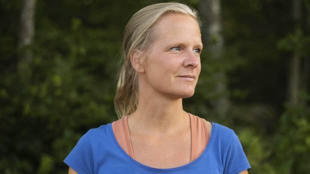 Britta Jacobsen, 38, war schon Heilpädagogin, Altenpflegerin, Weihnachtsmarktverkäuferin und einiges mehr. Sie lebt in ihrem Wohnmobil, derzeit in der Nähe vonMünchen.