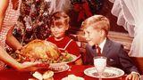 Truthahn zu Weihnachten