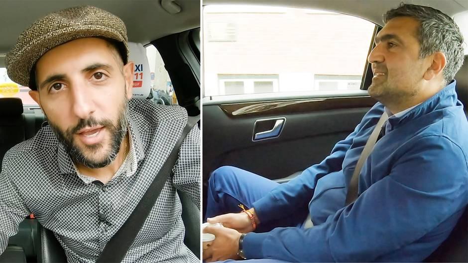 """PolitologeFarhad Dilmaghani: Klischees im """"Alman-Taxi"""": """"Und warum sprechen Sie so gut Deutsch?"""""""