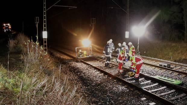 nachrichten deutschland - unglück gleise regensburg