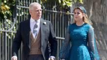 Prinz Andrew Prinzessin Beatrice