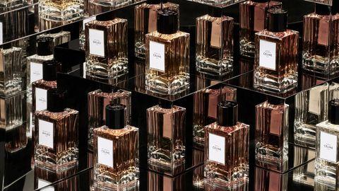 Ein Flakon, viele Varianten: Elf Parfüms hat Hedi Slimane für das französische Label Celine kreiert