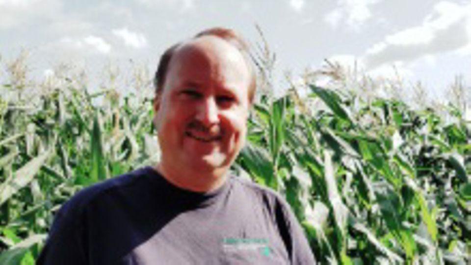 Arndt Segatz-Gosewisch beschäftigt sich seit 25 Jahren mit Tropfbewässerung