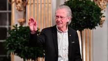 Literaturpreisträger Peter Handke, Schriftsteller aus Österreich