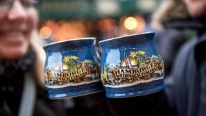 Hamburger Weihnachtsmarkt